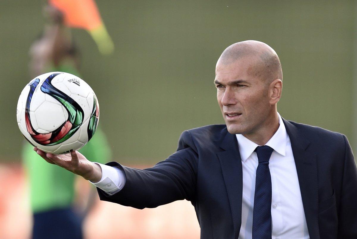 The new boss at Real.
