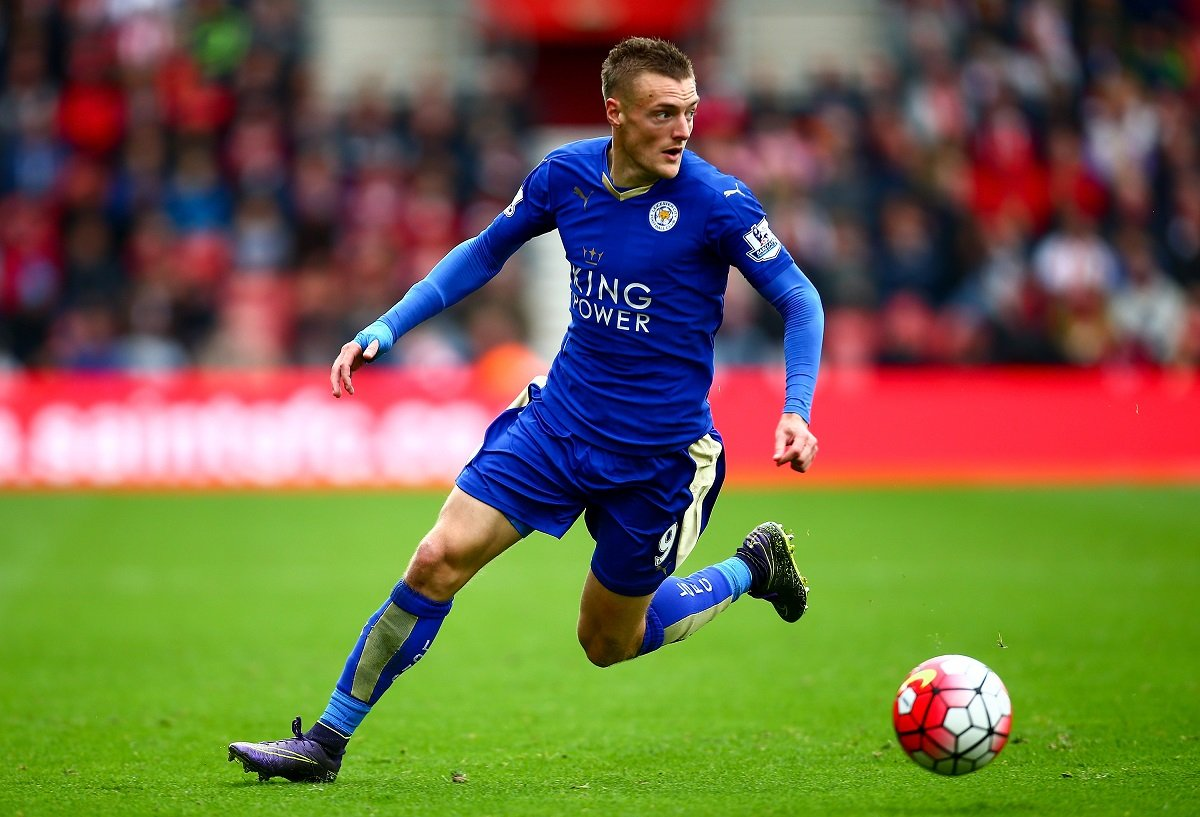 Is Jamie Vardy really the missing link in Arsenal s squad