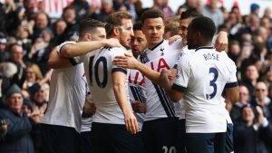 Spurs core vital to England's hopes