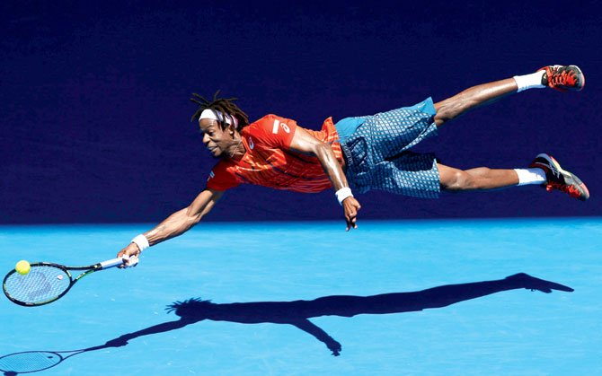 Gael Monfils Top Best Moments in his Career - essentiallysports.com