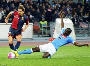 Koulibaly can be a solution to Arsenal's Centre Back issues