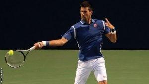 Novak Djokovic reached quarters in Rogers Cup 2016.