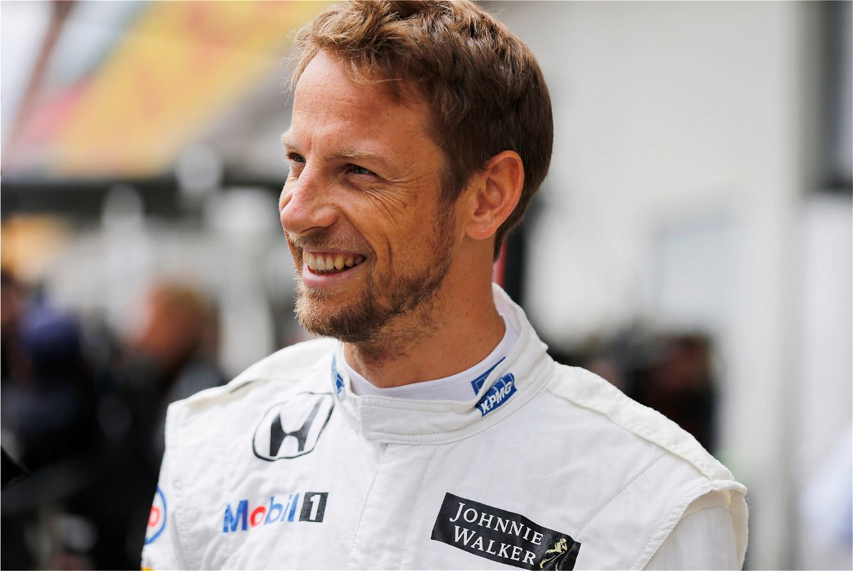Button has never stepped onto the podium at Silverstone.