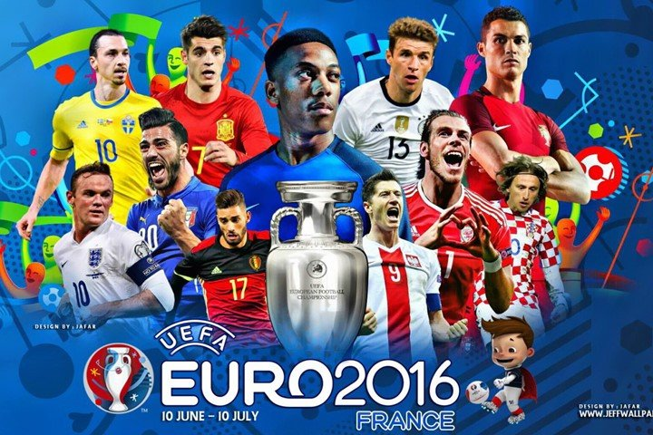 Euro 2016 : Records Made And Broken