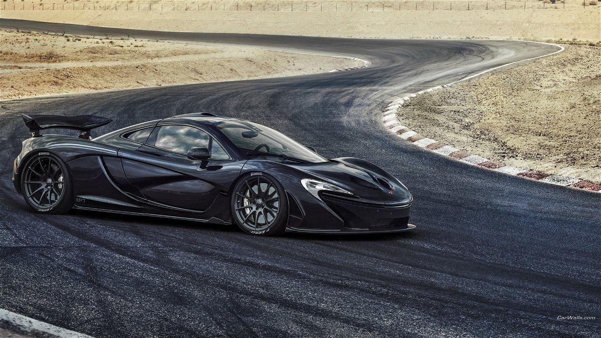 Full HD McLaren P1 Wallpapers