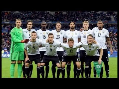 Germany, have had its core from one team mostly. Bayern Munich. To that extent, England had a core from Tottenham Hotspurs