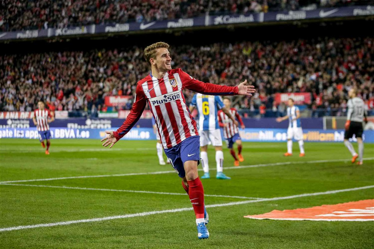 Griezmann has been a revelation for Atletico Madrid, scoring 57 goals over the past two seasons
