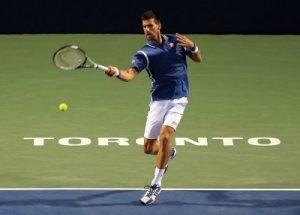 Djokovic will be looking to win an elusive Olympic Gold.