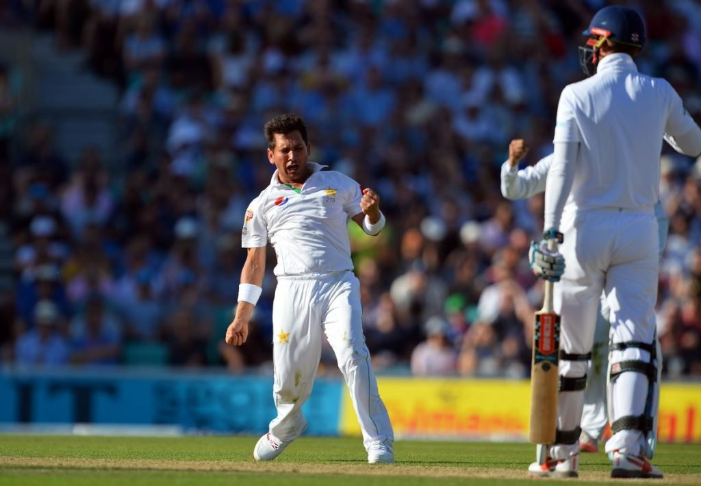 Yasir Shah:The magicican