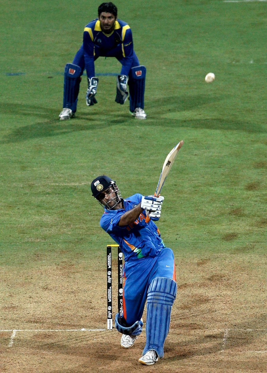 Ms Dhoni The Story Behind His 2011 World Cup Tactics