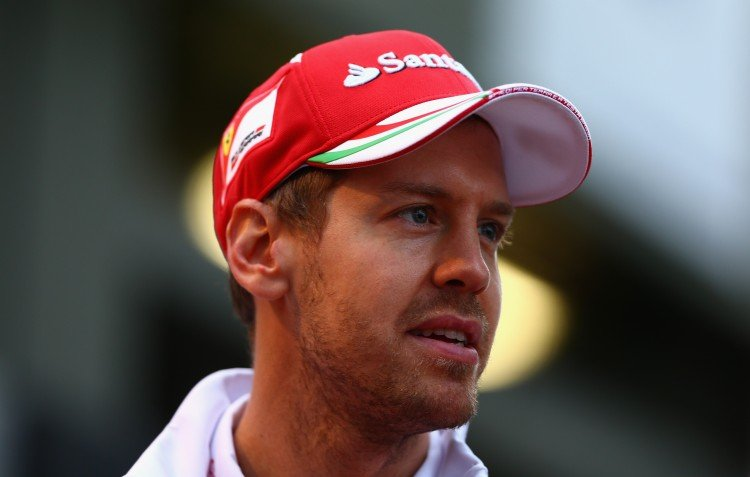 Vettel and Ferrari have had some pretty intense radio conversations during races this season.