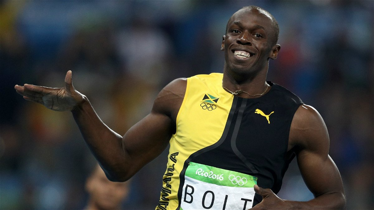 Twitterati Bolts out After Usain Bolt wins 100m Race,The ...