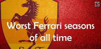 Worst Ferrari seasons of all time
