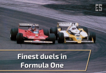 Finest duels in Formula One