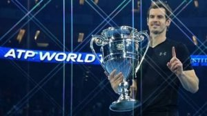 2016 welcomed a new World No.1 in Andy Murray