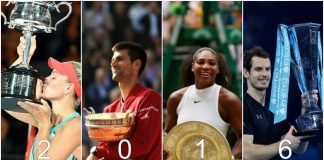 Best Tennis Moments Of 2016 - essentiallysports.com
