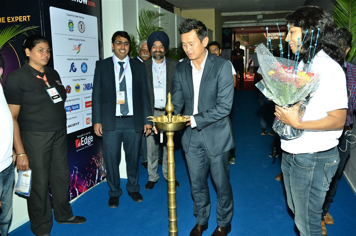 Day 1: TOI's Global Sports Business Show 2016