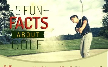 5 most Funny Facts About Golf here