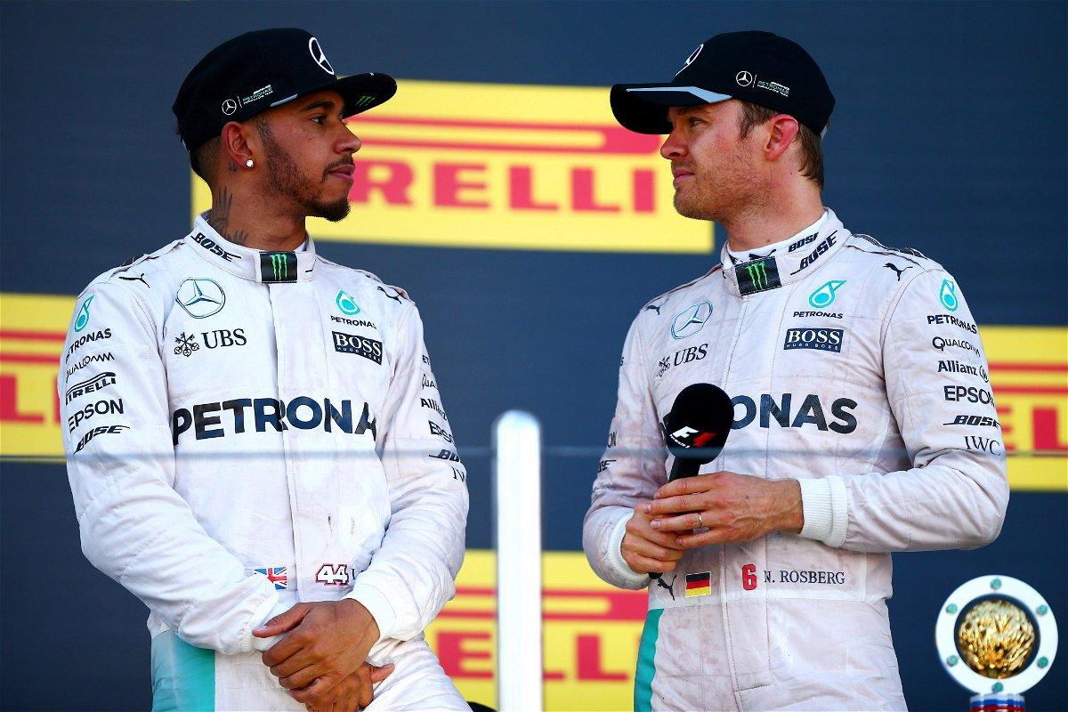 Rosberg thinks