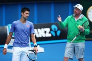 Djokovic splits with coach Becker after three years