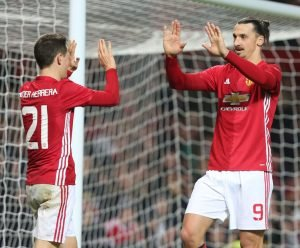 Ibrahimovic is on a goal-scoring spree with 12 goals in the last 11 games, while Herrera has been the unsung hero for Manchester United this season