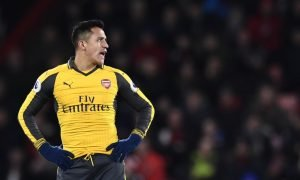 Sanchez was visibly frustrated by the lack of quality gameplay from his teammates