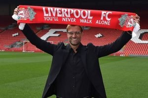 Jurgen Klopp has transformed a below par Liverpool side into title contenders