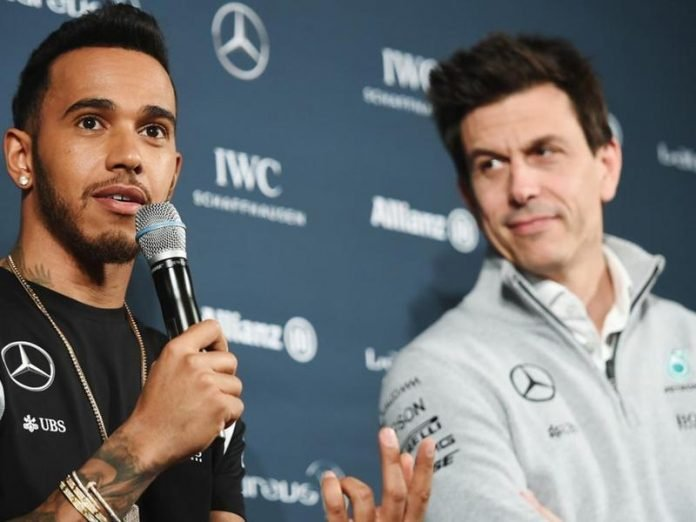 Lewis Hamilton, in a recent interview on Periscope with Mercedes sponsor