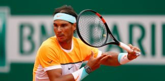 Nadal's injury