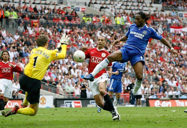 FA Cup Final: Top 5 Chelsea vs Manchester United Games