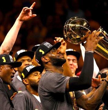 The Falling Cleveland Cavaliers - essentiallysports.com
