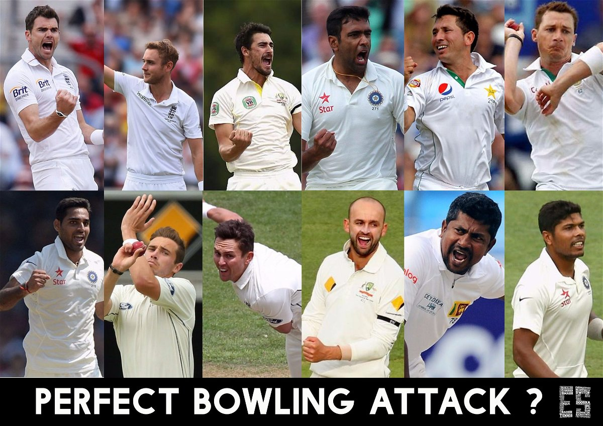 The Perfect Bowling Attack in Cricket – essentiallysports.com