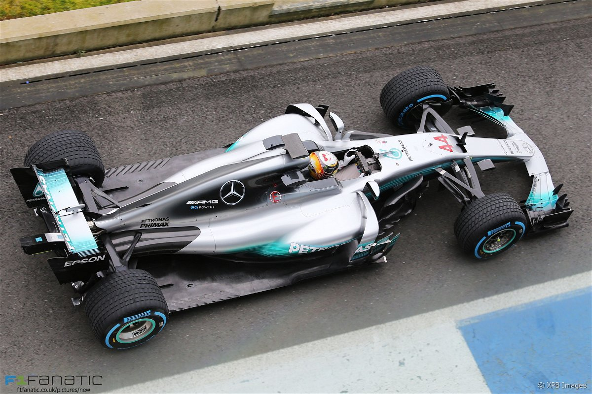 Mercedes Revamp Technical Structure For 2019 Essentially Sports