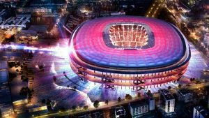Top 5 Largest Football Stadiums in the World - essentiallysports.com