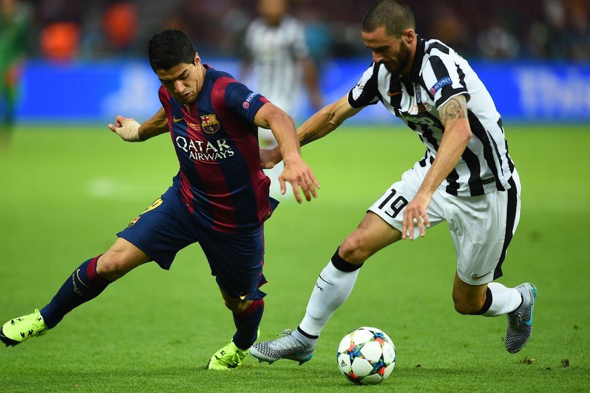 13+ Juventus Vs Barcelona 2017