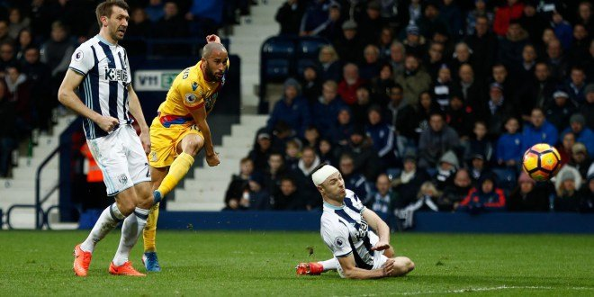 Crystal Palace vs West Brom Premier League