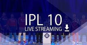 IPL 2017 streaming
