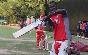 Sammy in KXIP