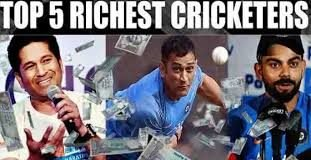 The Top five richest cricketers in India - essentiallysports.com