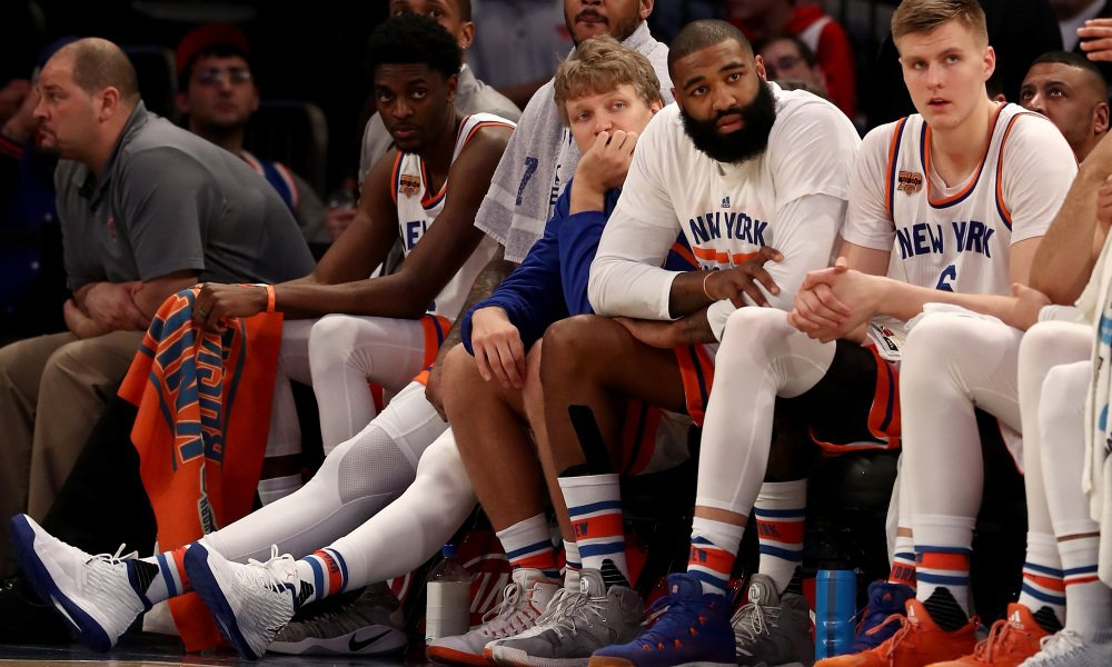 What Next For The New York Knicks - essentiallysports.com