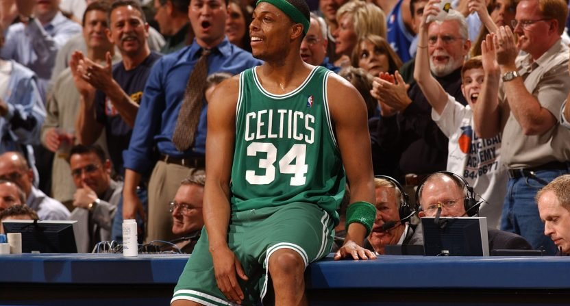A Look Back At Paul Pierce's Legendary Career - essentiallysports.com