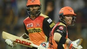 David Warner and Shikhar Dhawan