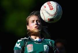 Ellyse Perry in Football
