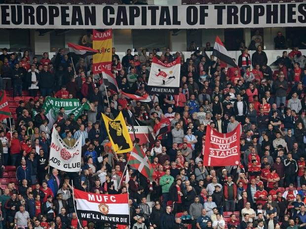 Manchester United and the Europa League