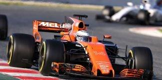 McLaren influence