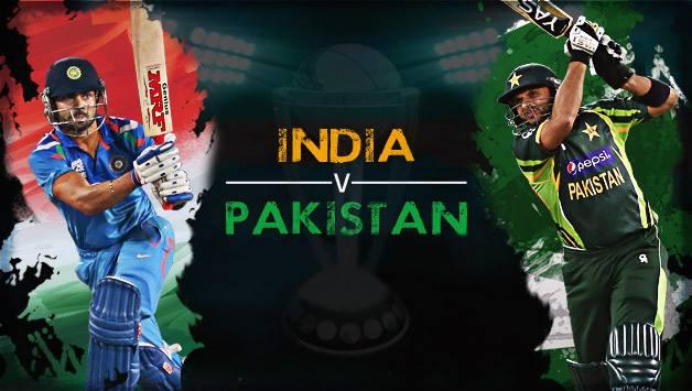 India v/s Pakistan