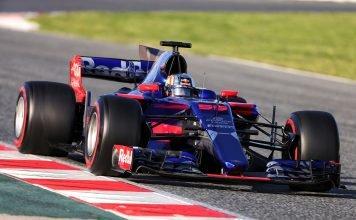 Carlos Sainz - Scuderia Toro Rosso