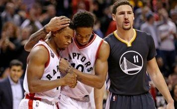 Where are the Toronto Raptors headed?