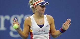 Angelique kerber : us open loss and a mediocre year