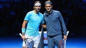 Federer-Nadal semifinal showdown